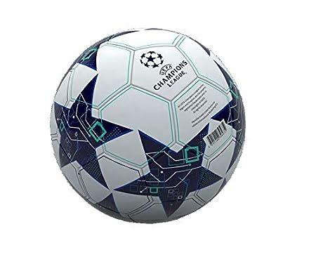 MONDO-13844 Balón fútbol Cuero Champions League, (13844): Amazon ...