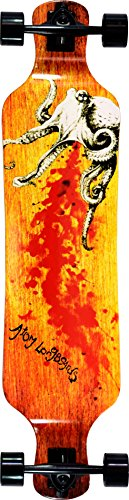 Atom Longboards Atom Drop Deck Longboard - 39'', Octopus by Atom Longboards (Image #4)