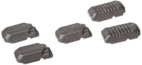 Kool Stop Tectonic Bicycle Brake Shoe Inserts (Carbon) ()