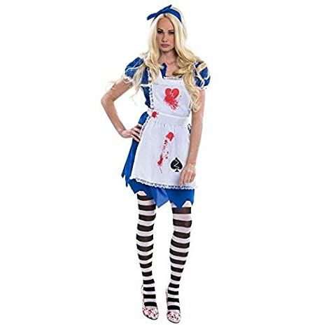 Fairytale Halloween Constume Bad Alicia en el país de Las ...