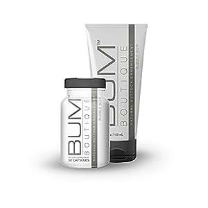 Bum Boutique | Butt Enhancement Pills and Cream Combo | Love Your Bum!…