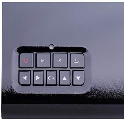 プロジェクタ 800ルーメンLCDプロジェクター800x480P解像度2000:1つのコントラスト比ホームシアタープロジェクター - 基本的なバージョンについてはオフィスや自宅 ーカー ホームシアター 天井投影 (Color : Photo color, Size : One size)