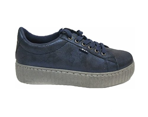 XTI Women's Cross Cross XTI Women's Trainers Blue Trainers Blue xOxwSr
