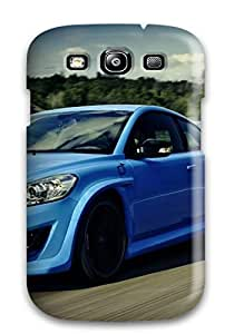 New Fashionable Chrislmes BbZNJeD6377KxLmA Cover Case Specially Made For Galaxy S3(volvo C30 18)