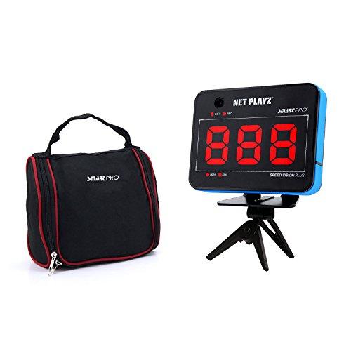 NET PLAYZ Odis-171 Speed Vision Plus Sports Radar, Measurement Baseball Pitching, Bat Swinging & Soccer Shooting Speed ()