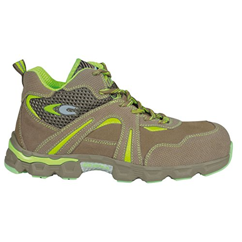 Cofra wakeboard S1P SRC–zapatos de seguridad talla 40Beige