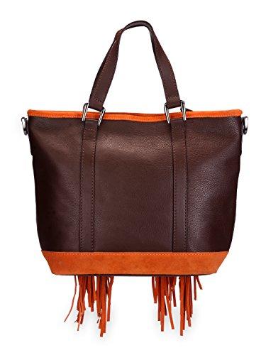 Phive Rivers dicono le donne s Borsa, colore: marrone (PR1077)