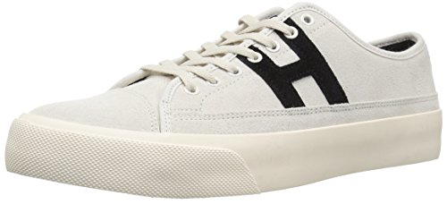 HUF Men's Hupper 2 Lo Skate Shoe Cream/Black online shop from china vqdO9ZH