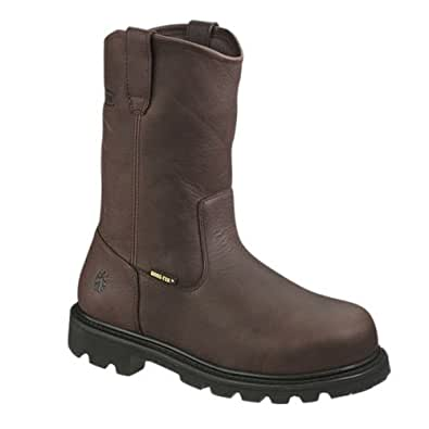 Wolverine Boots: Men's Waterproof Wellington Work Boots 5545 // Footwear Size: 10EW