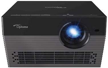Opinión sobre OPTOMA TECHNOLOGY UHL55 - Proyector LED 4K Ultra HD, portátil, 2000 lúmenes, 250000:1 Contraste, Formato 16:9