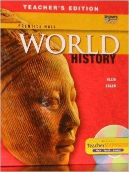 World History (Teacher's Edition)