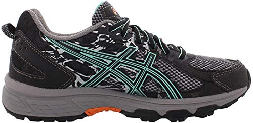 ASICS Women's Gel-Venture 6 Running Shoe, Black/Ice