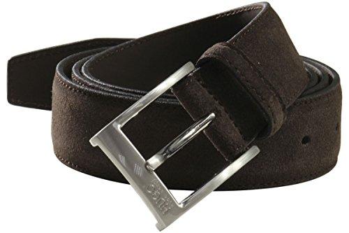 (HUGO by Hugo Boss Men's C-Sesily Belt, dark brown 40 US-105 EU )