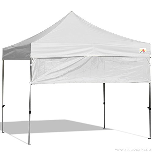 ABCCANOPY 10x10 Canopy Tent Awning (White)