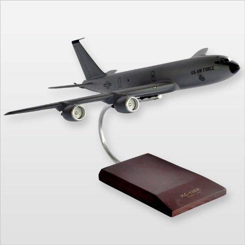 (Mastercraft Collection MCKC135RSW KC-135R Stratotanker Wood Desktop Model)