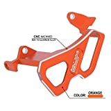 AnXin CNC Rear Brake Caliper Guard Cover - Fit For