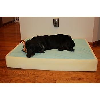 Amazon.com : Memory Foam Dog Pet Bed Mattress Core with
