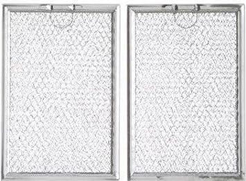 Duraflow Filtration AF4279 WB06X10309 Microwave Filter 2-Pack