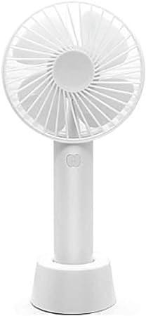 RJJBYY Mini Ventilador de Mano, Ventilador Recargable USB de ...