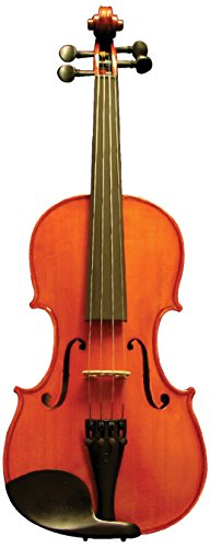 Corde di Salice CS125VN1/2 Beginner Upgrade Violin Package - Secondo, 1/2 by Corde di Salice