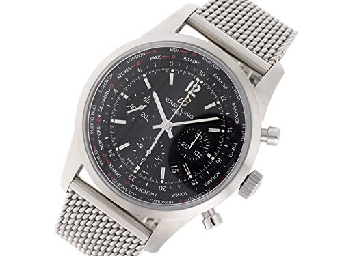 Breitling Transocean Swiss-Automatic Male Watch AB0510 (Certified Pre-Owned)