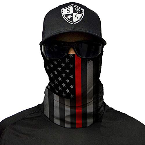 Salt Armour Face Mask Shield Protective Balaclava Alpha Defense (Fire Appreciation) ()