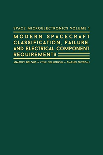 Space Microelectronics Volume 1: Spacecraft Classification, Failure, and Electrical Component Requirements (Artech House Space Technology and Applications)