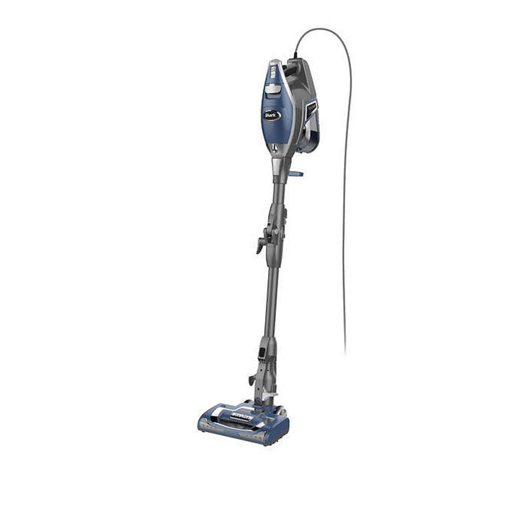 Shark UV330 Rocket DeluxePro Ultra-Light Vacuum Blue (Renewed)