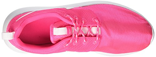 Gs White One Unisex Roshe Bambino Scarpe Nike Pink da Ginnastica Rosa Hyper ARgqw6x