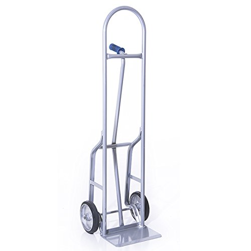 - Dutro 58PMP Steel Heavy Duty Delivery Handtruck, Toe Plate, Mold On Rubber Wheels, Single Pin Handle, 900 lb. Capacity