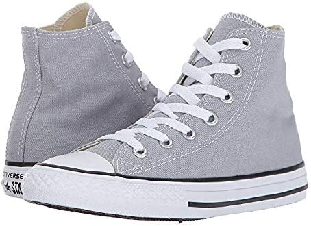 Converse Kids Chuck Taylor All Star High Top Little Kid Wolf Grey Kids Shoes 10.5 Little Kid M