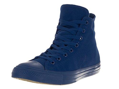 Converse Monocrome All Star Hi - Zapatillas abotinadas Unisex adulto ROAD BLUE