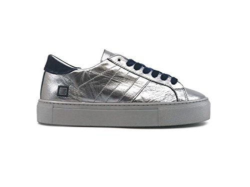 t sl Ve Sneaker Silver Pelle D e Mainapps Donna la In a Argento X5xqH