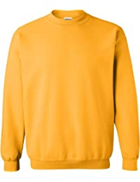 Gildan G180 Mens Heavy Blend Fleece Crew SweatShirt