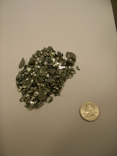 Germanium Metal (element), 3-9mm chunks, 99.999%, 5 grams ()