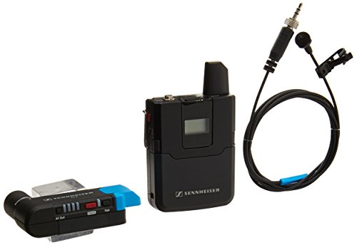 Sennheiser AVX Digital Wireless Microphone System - MKE2 Lavalier Pro Set by Sennheiser
