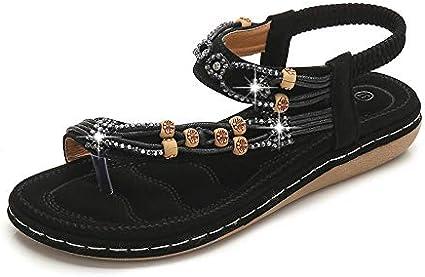 Hzyshoe Ortesis Las Mujeres Sandalias, Dedo Gordo del pie corrección del Hueso ortopédico Sandalias, juanete la corrección de la Pierna arqueada, cómodo Plataforma, de Gran tamaño