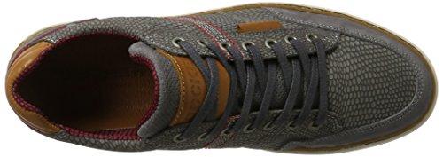 Dockers by Gerli 38po010-201203, Zapatillas para Hombre Gris (Grau/braun)