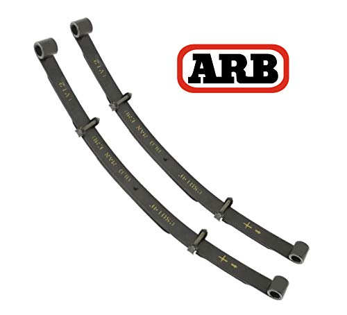 ARB Old Man EMU Front Spring Set for 87-96 Jeep Wrangler YJ