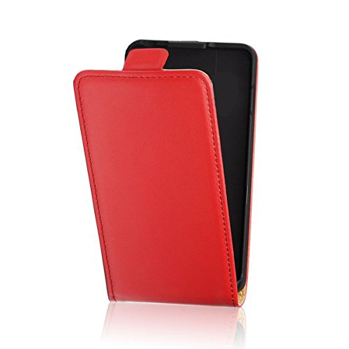 Flip Hülle Apple Iphone 6 Plus / 6S Plus Hülle in Flipstyle Handytasche für Apple Iphone 6 Plus / 6S Plus Tasche rot