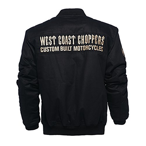 West Black Assault Choppers Jacket Coast gY4rqg