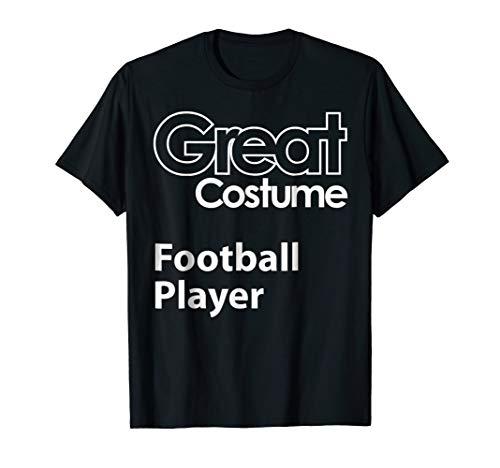 Funny Halloween Football Player, Costume Ideas, DIY -