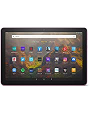 """All-new Fire HD 10 tablet, 10.1"""", 1080p Full HD, 32 GB, latest model (2021 release), Lavender"""