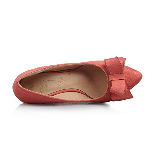1To9 37 EU 5 MMS02218 Rouge Inconnu Escarpins Red Pour Femme aYwxaBqSd