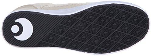 Zapatillas Osiris: Protocol BK/BK/WH Natural