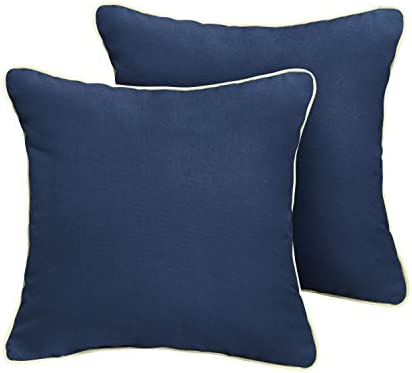 Mozaic Company Sunbrella Indoor/ Outdoor Corded Pillow