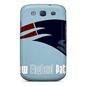 New Arrival Cover Case With Nice Design For Galaxy S3- New England Patriots