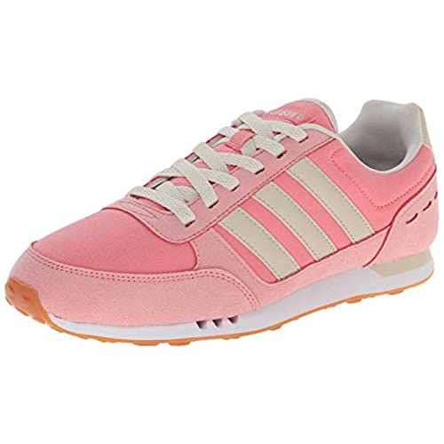 Details zu New Adidas Neo City Racer Womens Shoes