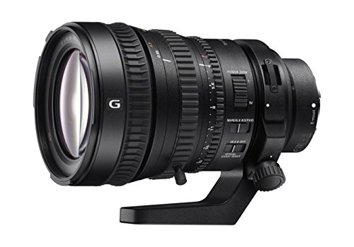 Sony 28-135mm FE PZ F4 G OSS Full-frame E-mount Power Zoom Lens