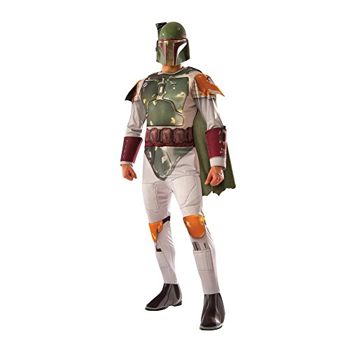 Rubies Disney's Star Wars Boba Fett Adult Size Medium Costume